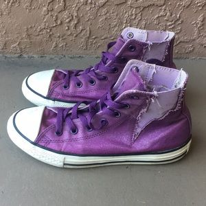 Girls Converse Chuck Taylor Shoes Size 3.5